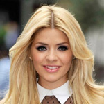 Holly Willoughby fakes